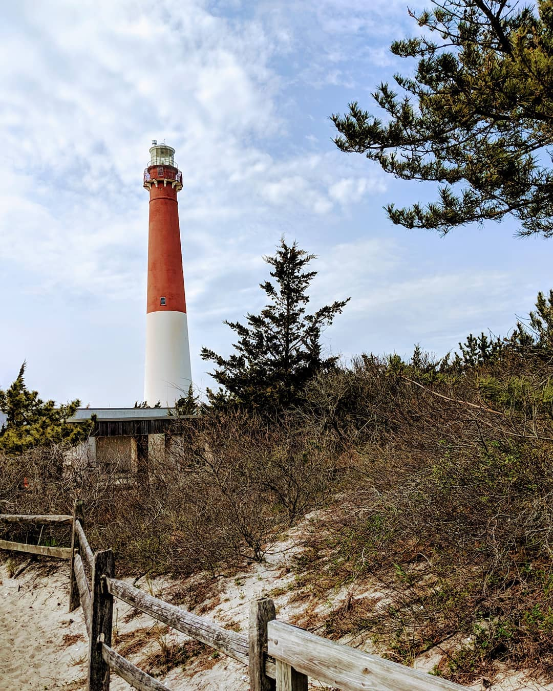 LBI You may not be able to climb Ol Barney, but visiting Barnegat Lighthouse State P…