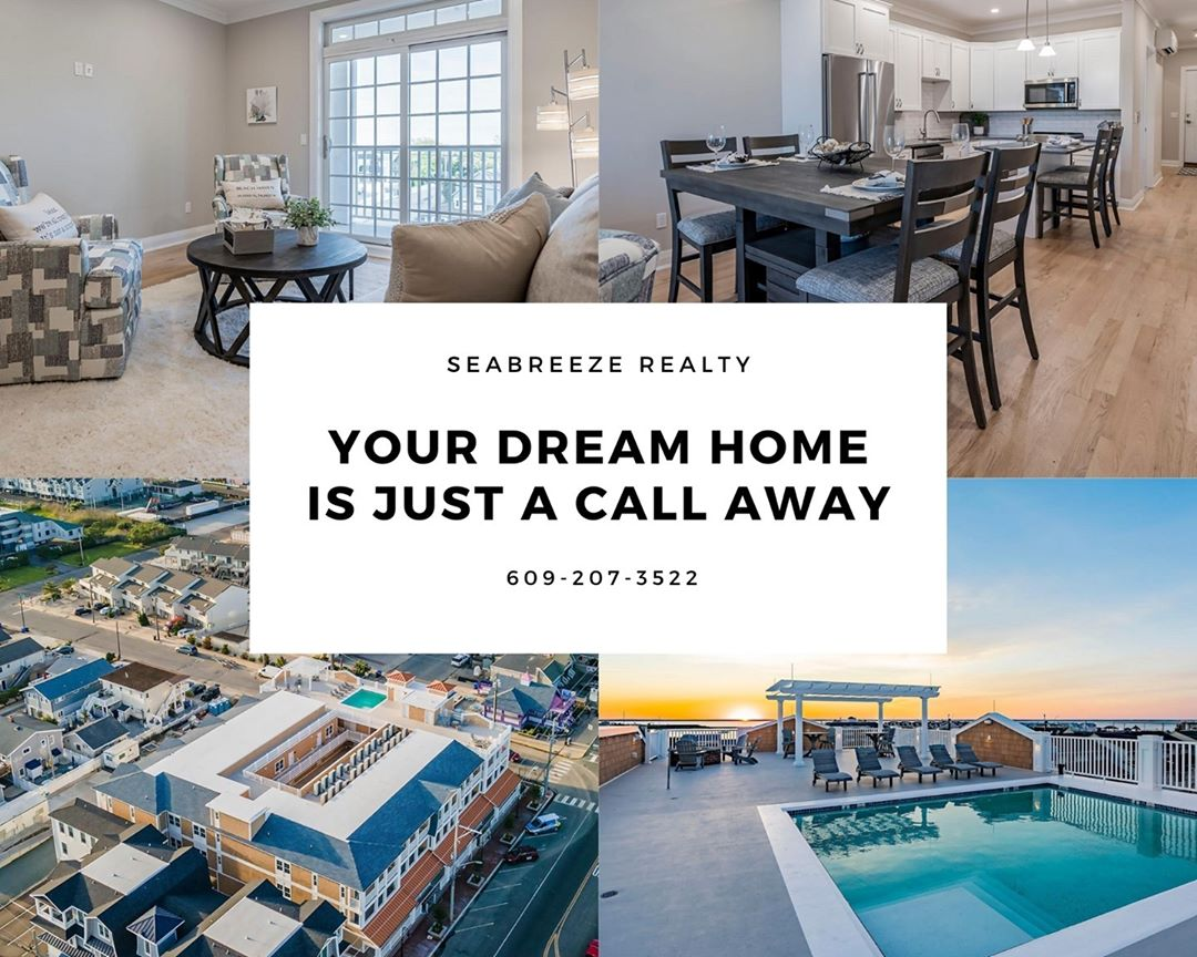 LBI Your dream home is just a call away! Call now: 609-207-3522 •                   …