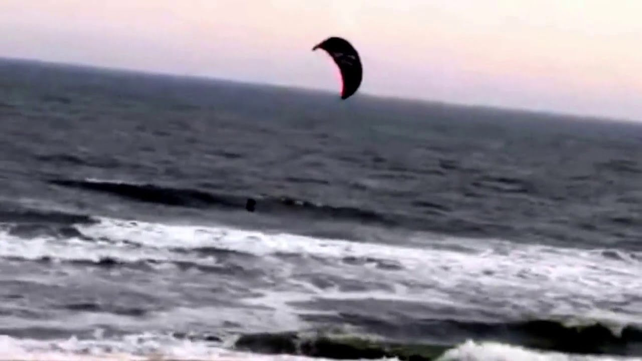 Long Beach Island Kite Surfing Beach Surf City – LBI, NJ #LBI