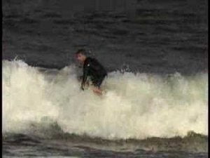 """Randy Townsend Surfing LBI from """"What Exit 2"""" #LBI"""