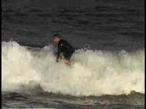 "Randy Townsend Surfing LBI from ""What Exit 2"" #LBI"