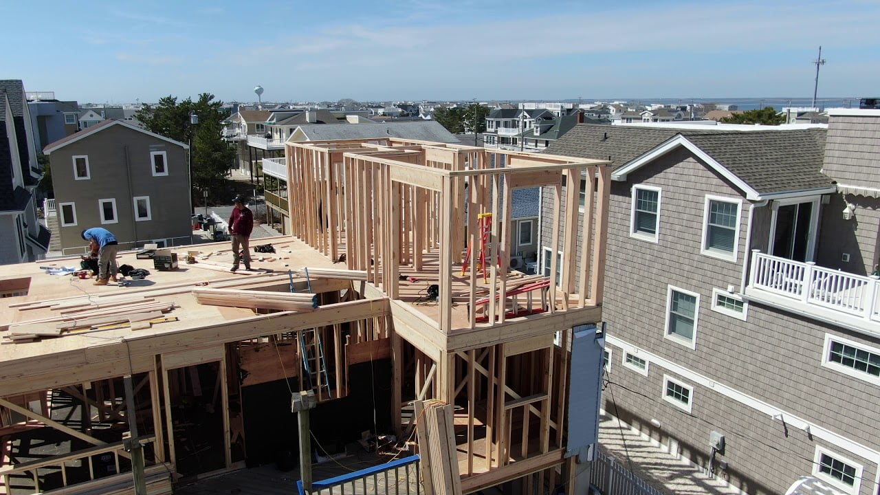 Renovation Harvey Cedars NJ #LBI