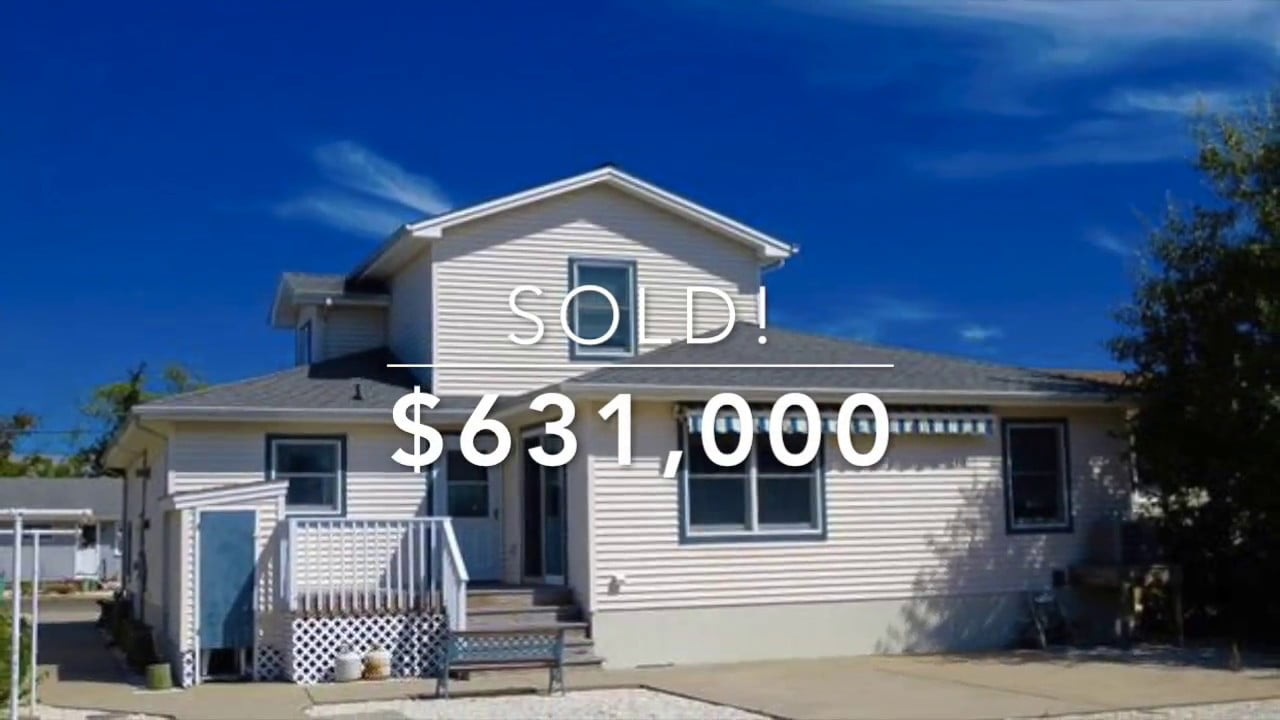 Sold | 322 W 11th St, Ship Bottom, NJ 08008 #LBI