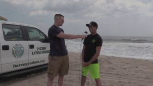 What It Takes To Be A Lifeguard In Harvey Cedars #LBI