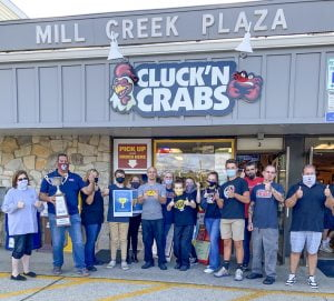 Cluck'n Crabs Is Chowderfest 2020 Grand Champion