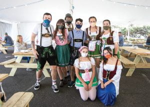 Tucktoberfest Raises Toast to Beach Culture