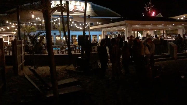 LBI This weekend was filled with social distancing, fireworks and music by the AMAZI…