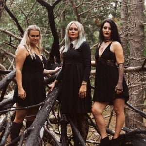 'Witches Brew' Leader Colleen McNally – Tarot Reader, Teacher, Visionary, Magician – Aims to Normalize the Paranormal