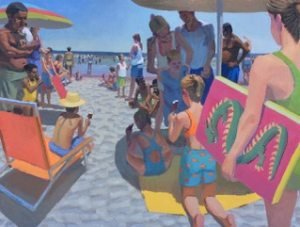 John Meehan Awarded Highest Prize in Plein Air: Island Plus Exhibit