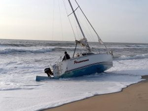 'Lost' Sailor Headed to Maryland Beaches in Harvey Cedars Sunday Night