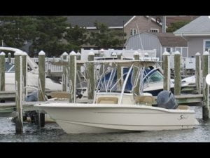 2019 Scout 195 Sportfish Boat For Sale at MarineMax Ship Bottom, NJ #LBI