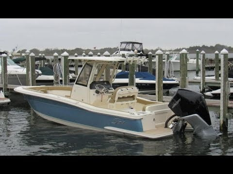 2019 Scout 235 XSF Boat For Sale at MarineMax Ship Bottom, NJ #LBI