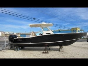2019 Scout 275 LXF Boat For Sale at MarineMax Ship Bottom, NJ #LBI