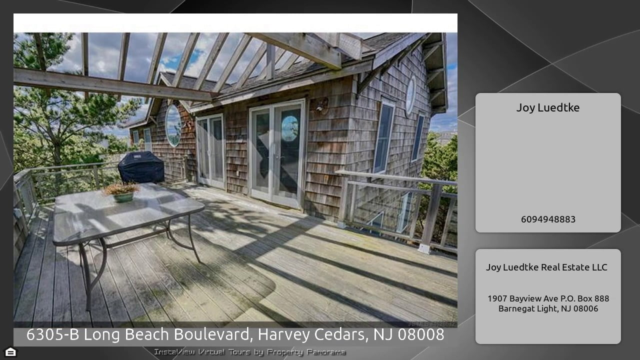 6305-B Long Beach Boulevard, Harvey Cedars, NJ 08008 #LBI