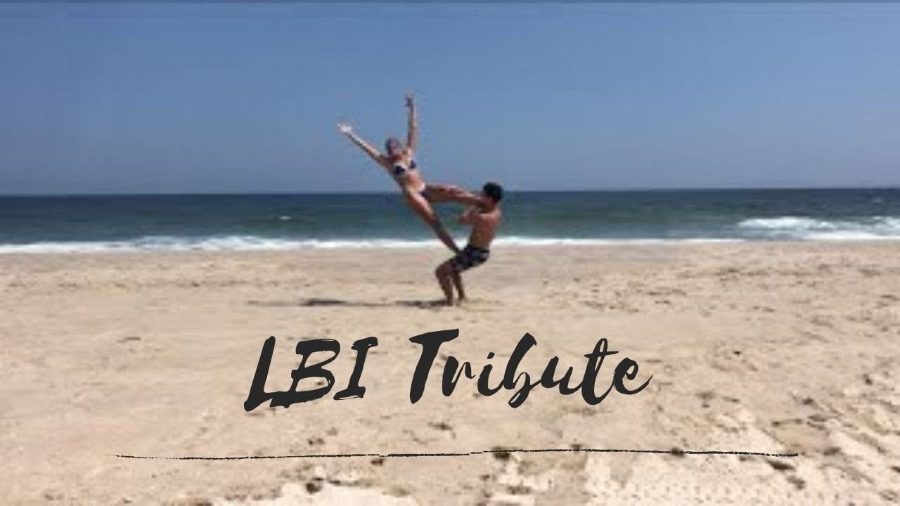 At Home Workouts in Vacation in LBI NJ | An LBI Tribute #LBI