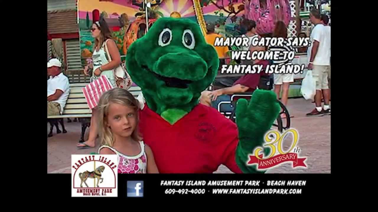 Fantasy Island Amusement Park, Beach Haven NJ June14 #LBI