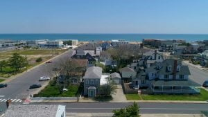 Historic Beach House in Beach Haven, NJ | 205 S Beach Ave | Coastal Living #LBI
