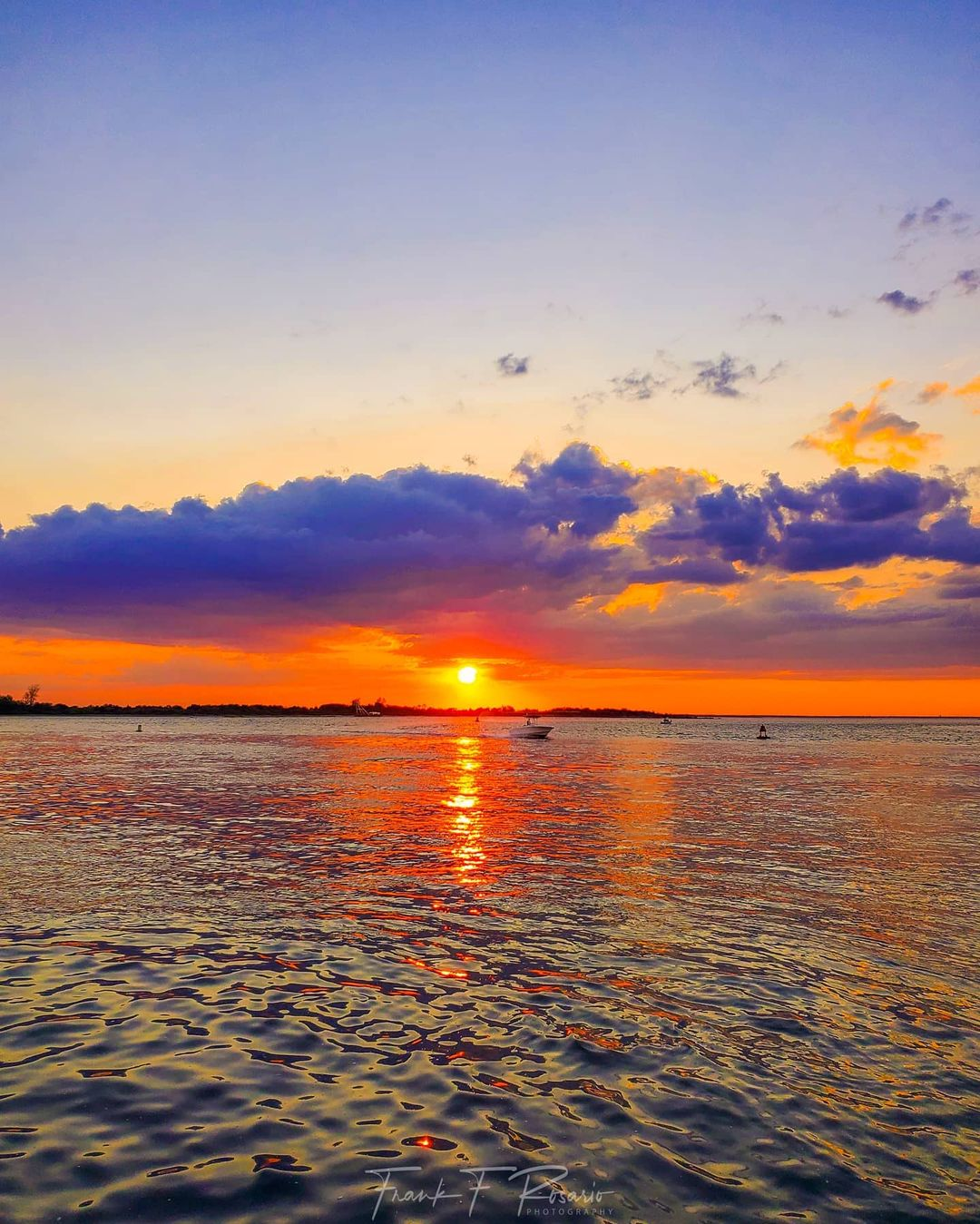 LBI ☆☆☆ NEW JERSEY  S-U-N-S-E-T   ☆☆ If you like these pictures, leave a comment and…