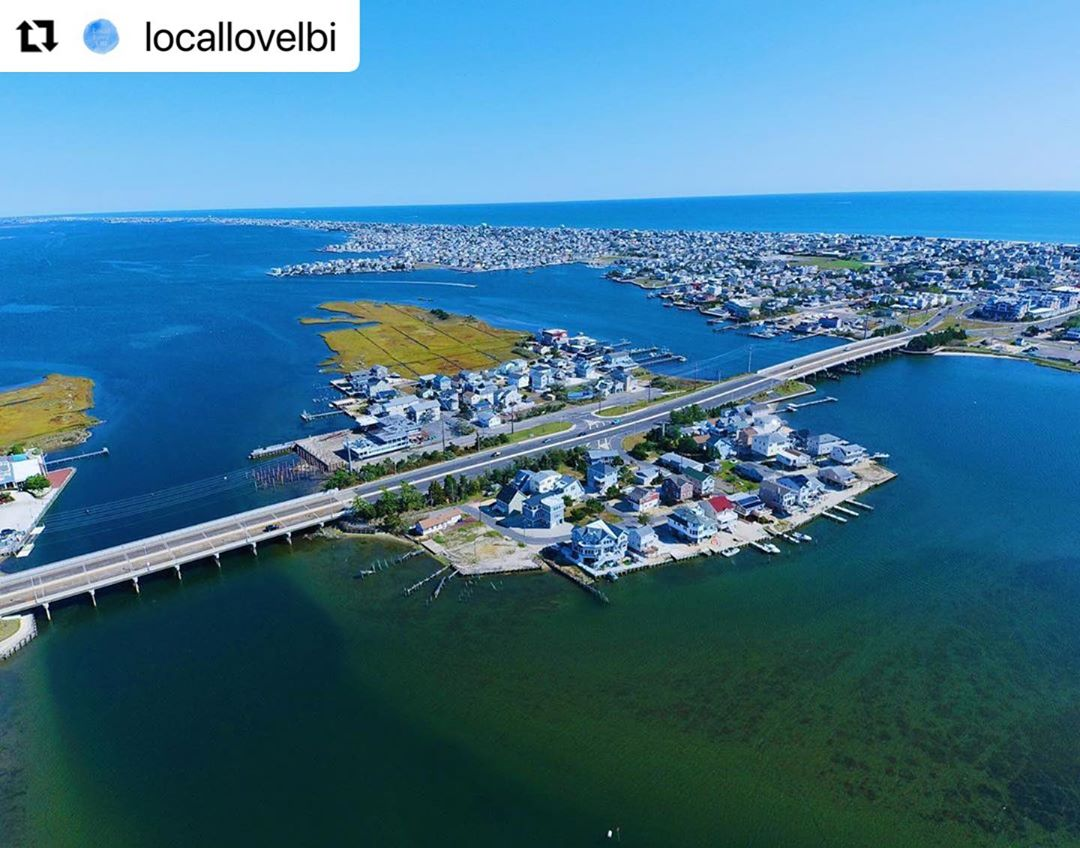 LBI    ・・・ Blue skies and open roads.  When the lights go grey, the locals will play…