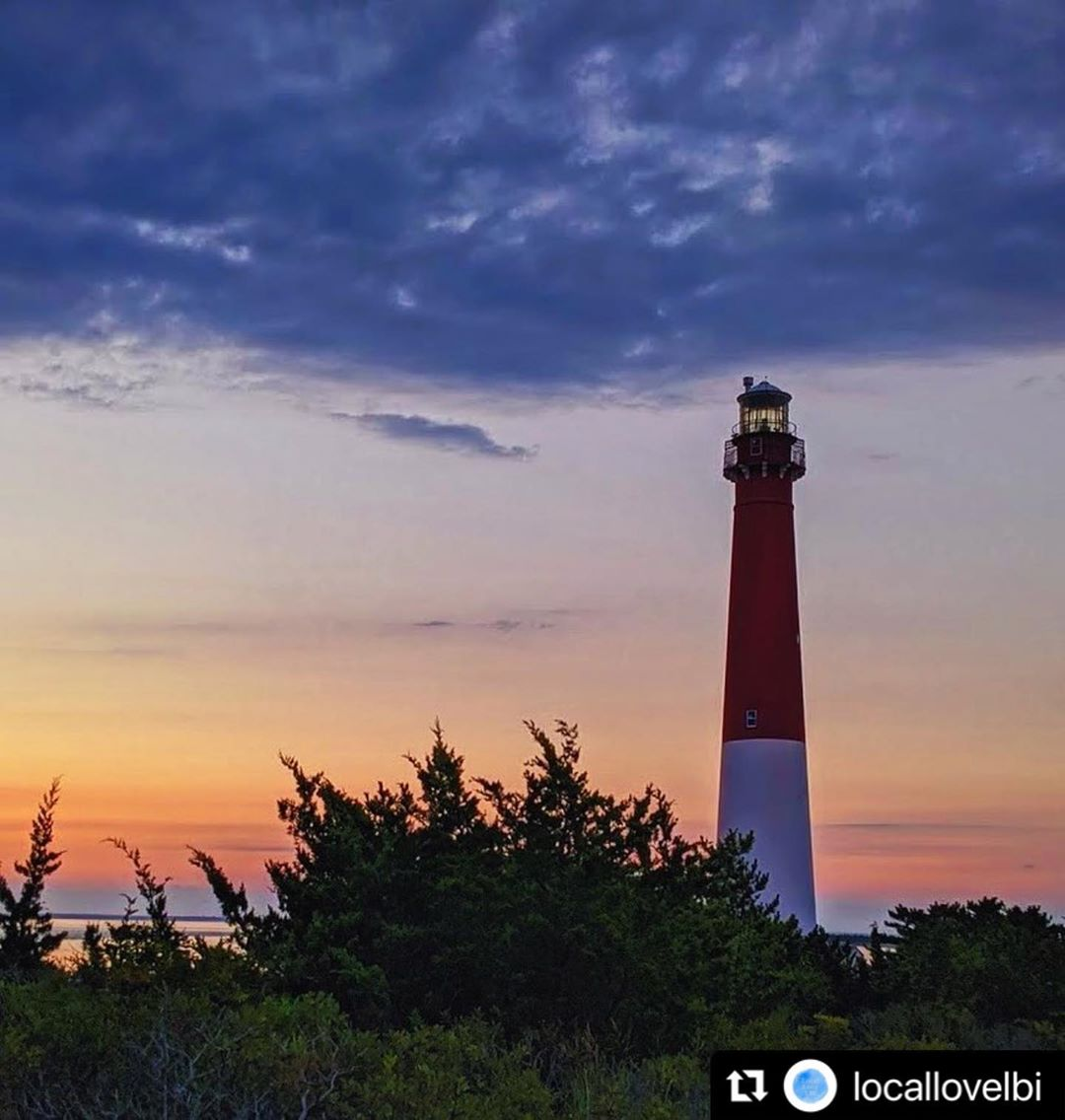 LBI    ・・・ October is for exploring the local gems. Have you ever been to Old Barney…