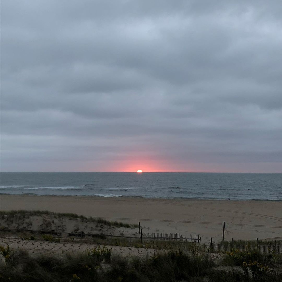 LBI Amongst the clouds.. the sun also rises.. …