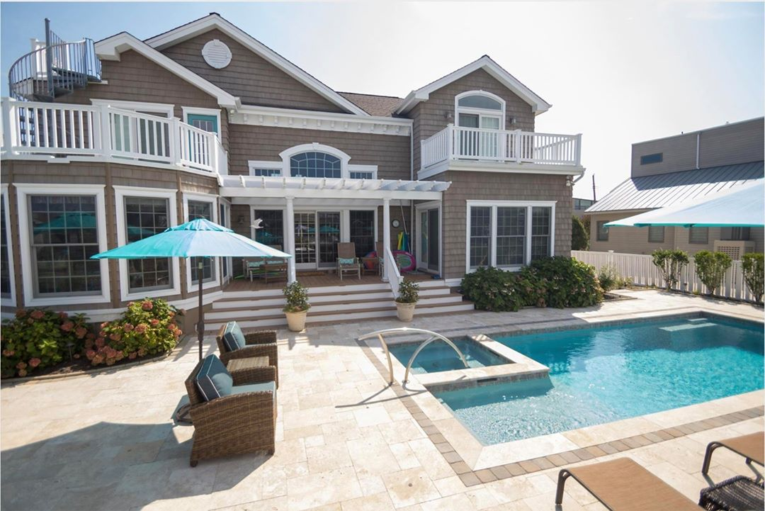 LBI Another backyard paradise completed by David Ash Jr  . . .                      …