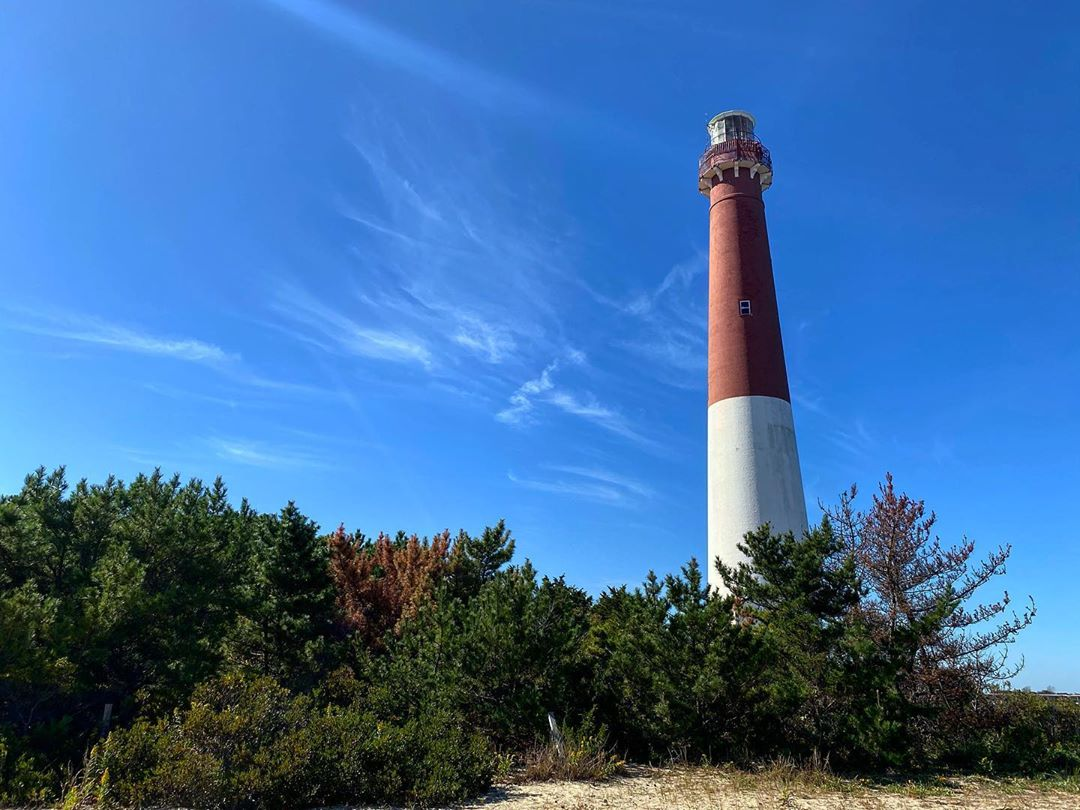 LBI Another visit to the beautiful Barnegat Light.  Lighthouse isn't open because of…