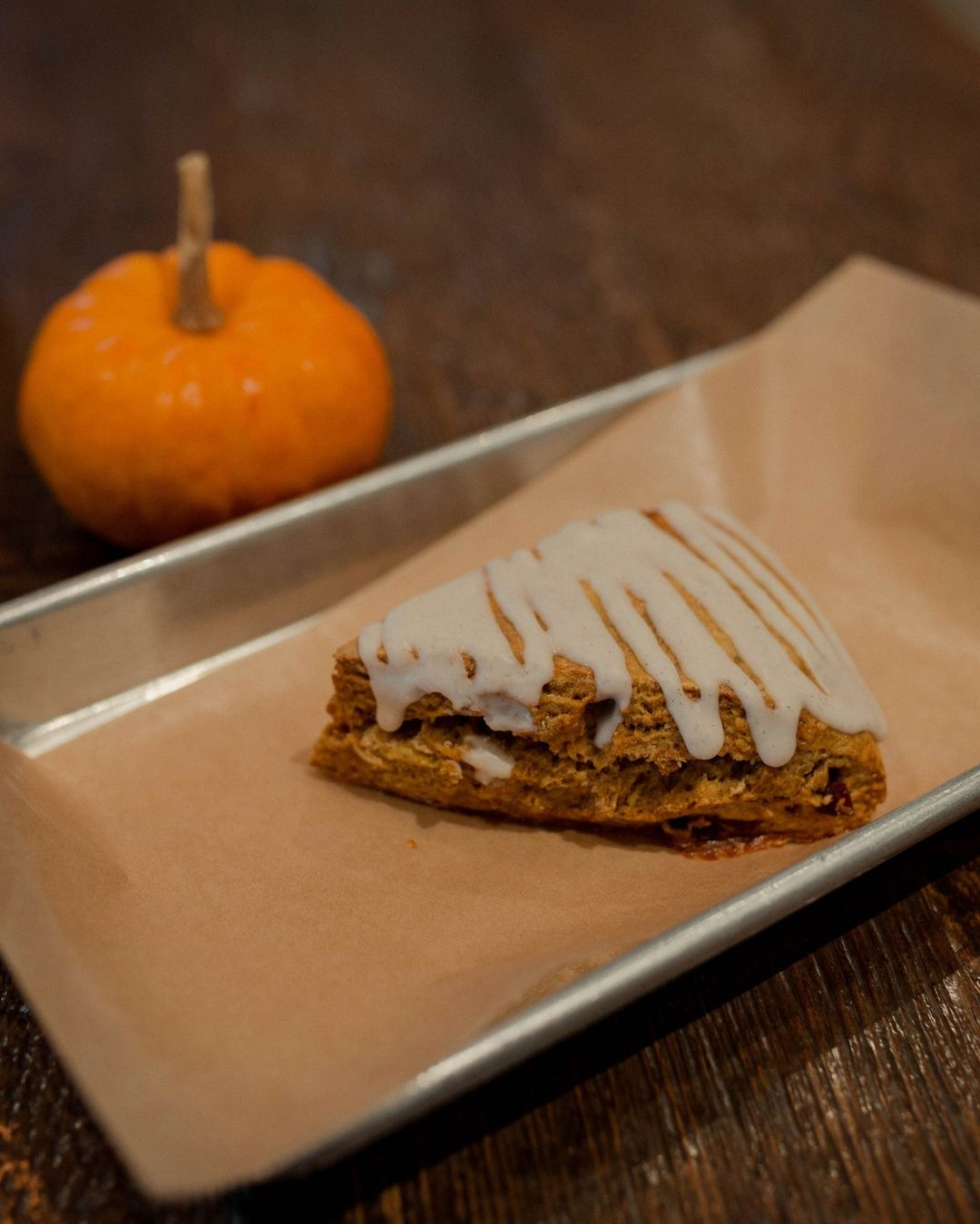 LBI As if you thought HYB couldn't get more fall-y… Pumpkin Cranberry Scones have hi…