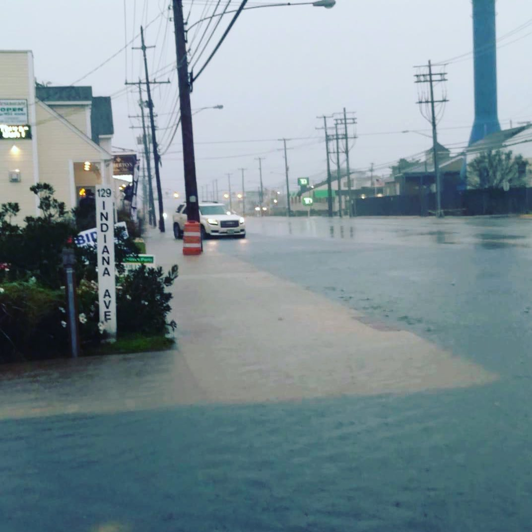 LBI As the rains are expected through Saturday & resume again Sunday we will be maki…