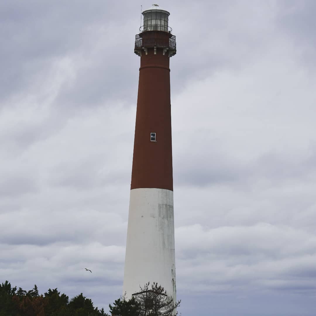 LBI Barnegat Lighthouse from the walkway    …