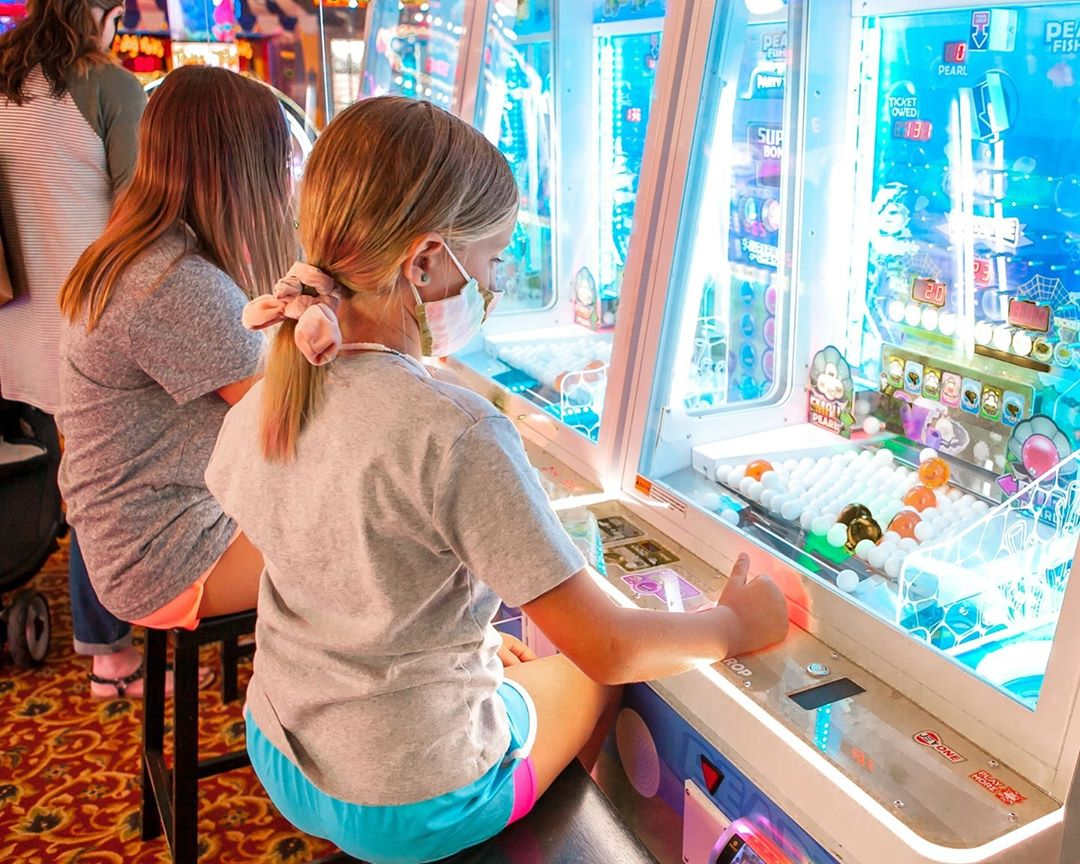 LBI Come play Pearl Fishery and win big…you'll be hooked!  The arcade is open 12pm-1…