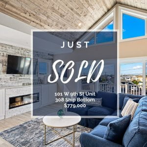 LBI Congartulations to my seller and also to my buyer on unit 308 at ABC!…