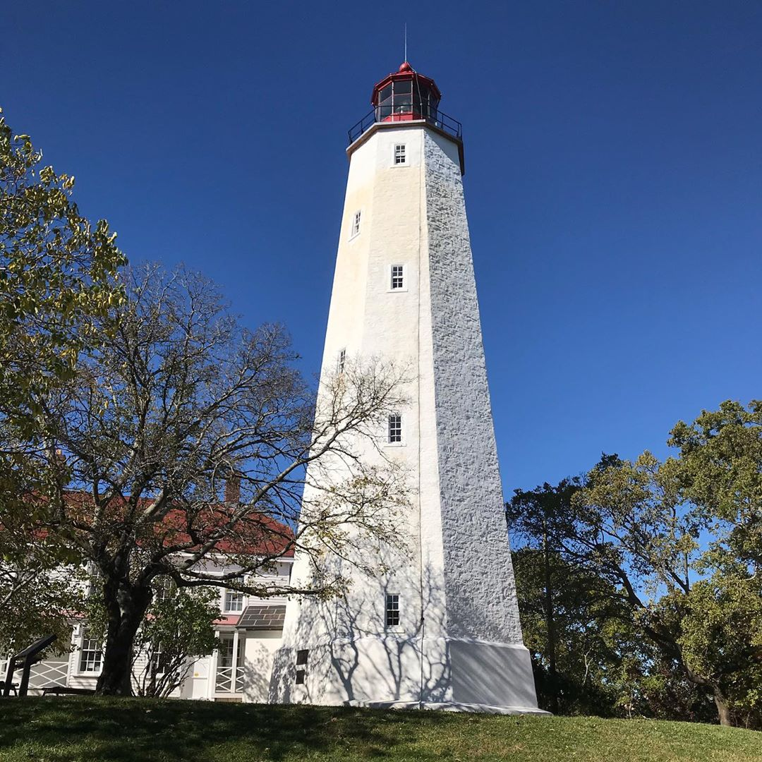LBI First day of Lighthouse Challenge of New Jersey 2020!       …