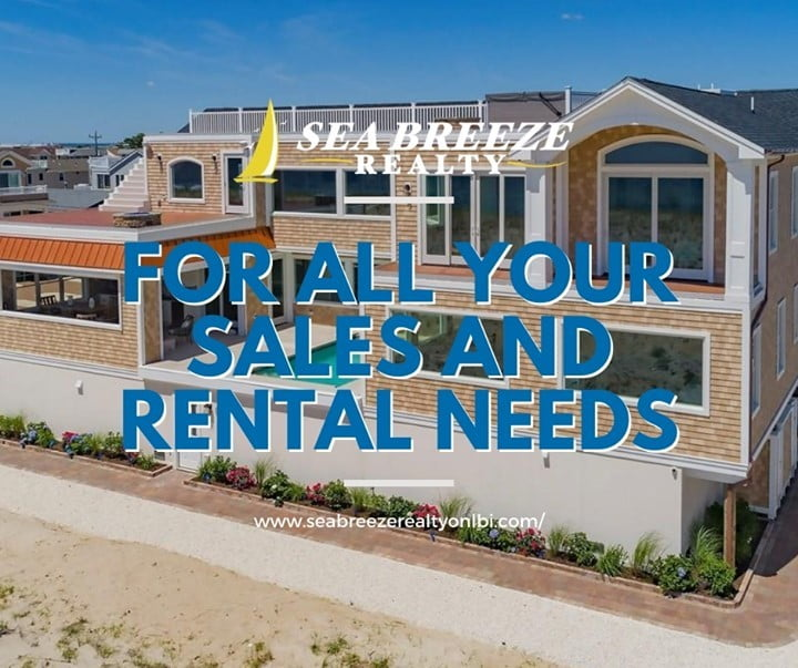 LBI For all your rental and sales needs visit: www.Seabreezerealtyonlbi.com/ or Call…
