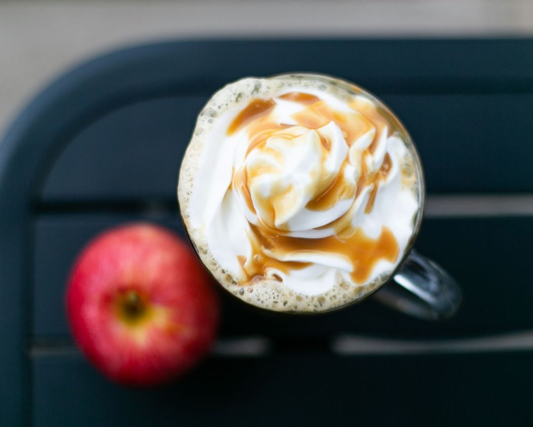 LBI For full-on fall immersion, try our Caramel Apple Cider: a sinfully sweet mix of…