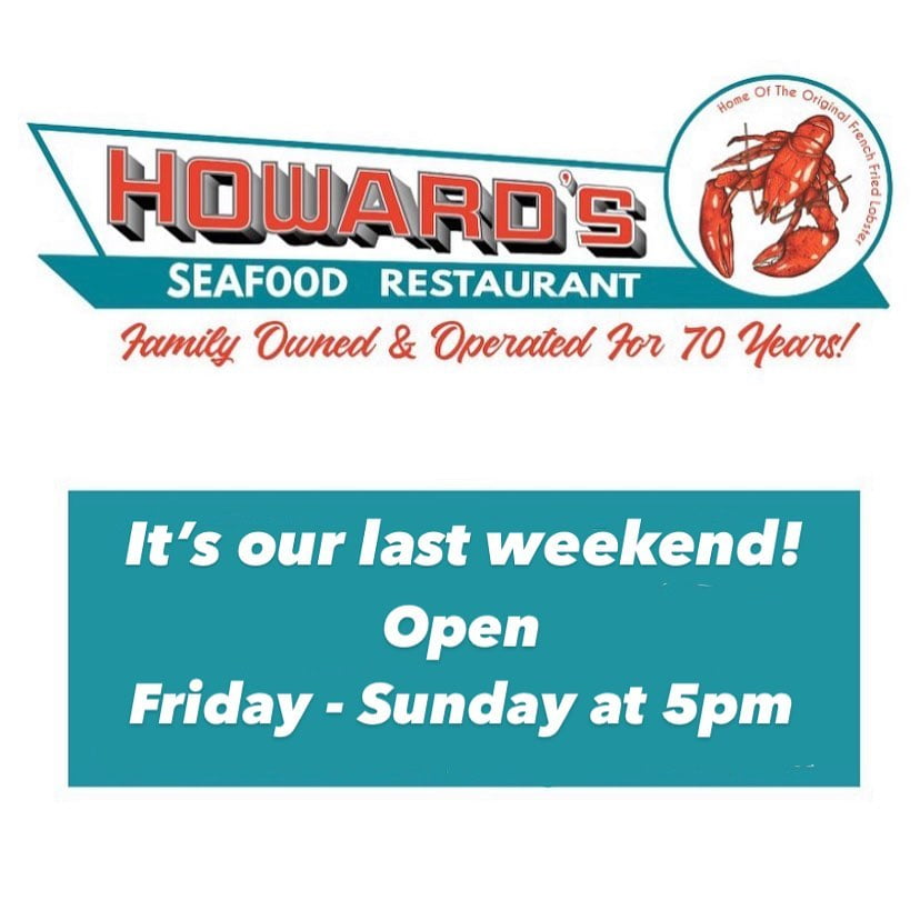 LBI Get your last French Fried Lobster fix for the season! This will be our last wee…
