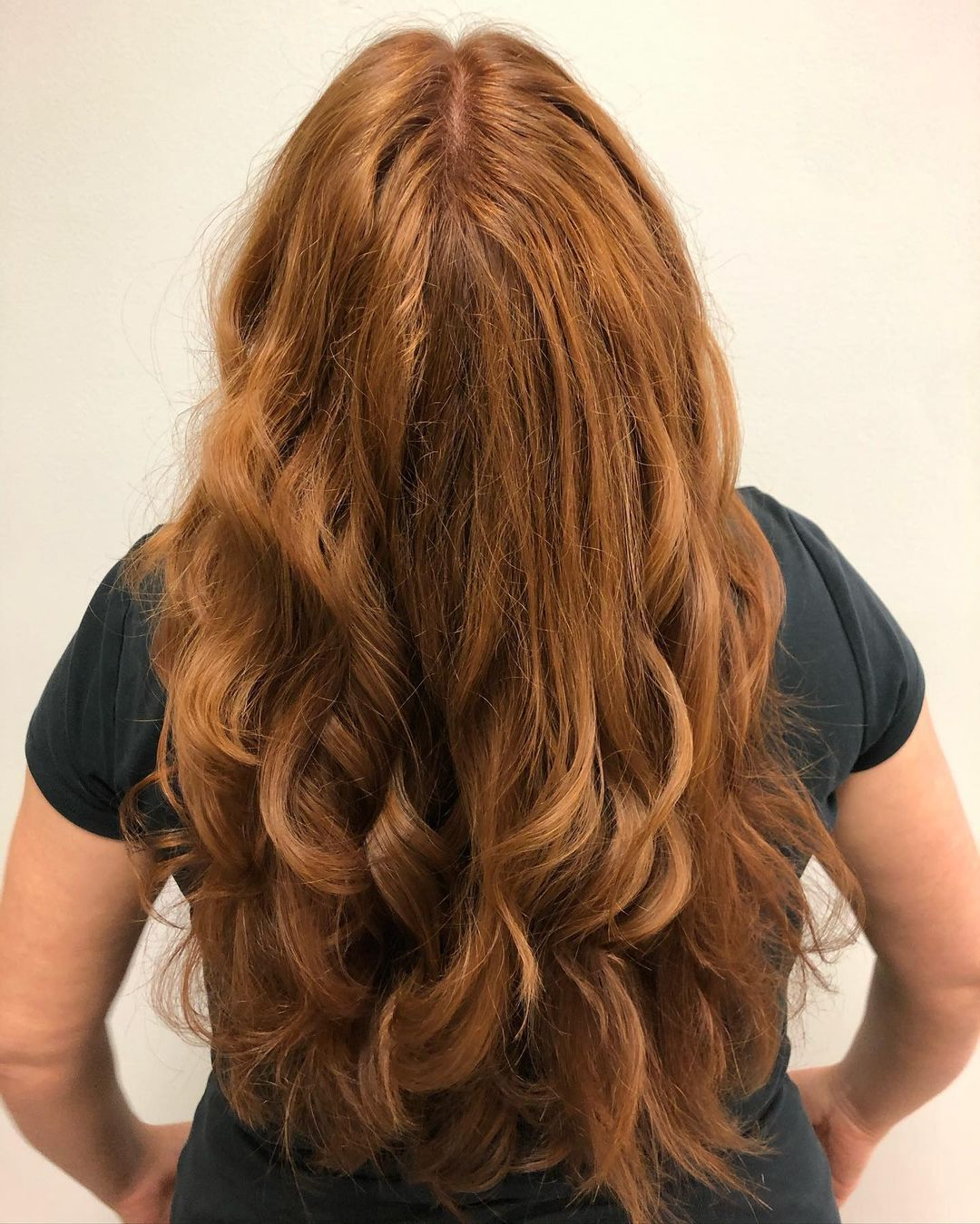 LBI Ginger  color~cut~style by donna • • •                        …
