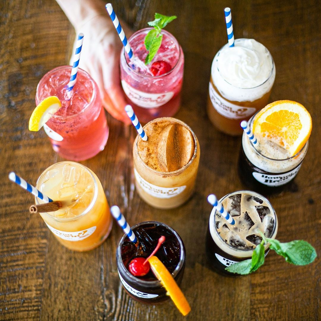 LBI Grab a stool and slide on up to our mocktail bar this weekend for these craft (f…