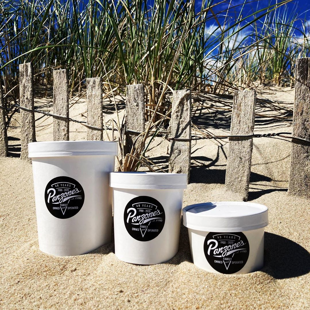 LBI Happy Chowderfest Weekend! We have New England & Manhattan Soup available in cup…