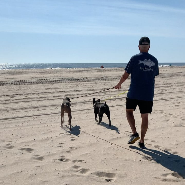 LBI Happy October my friends!  Headed to the beach                 …