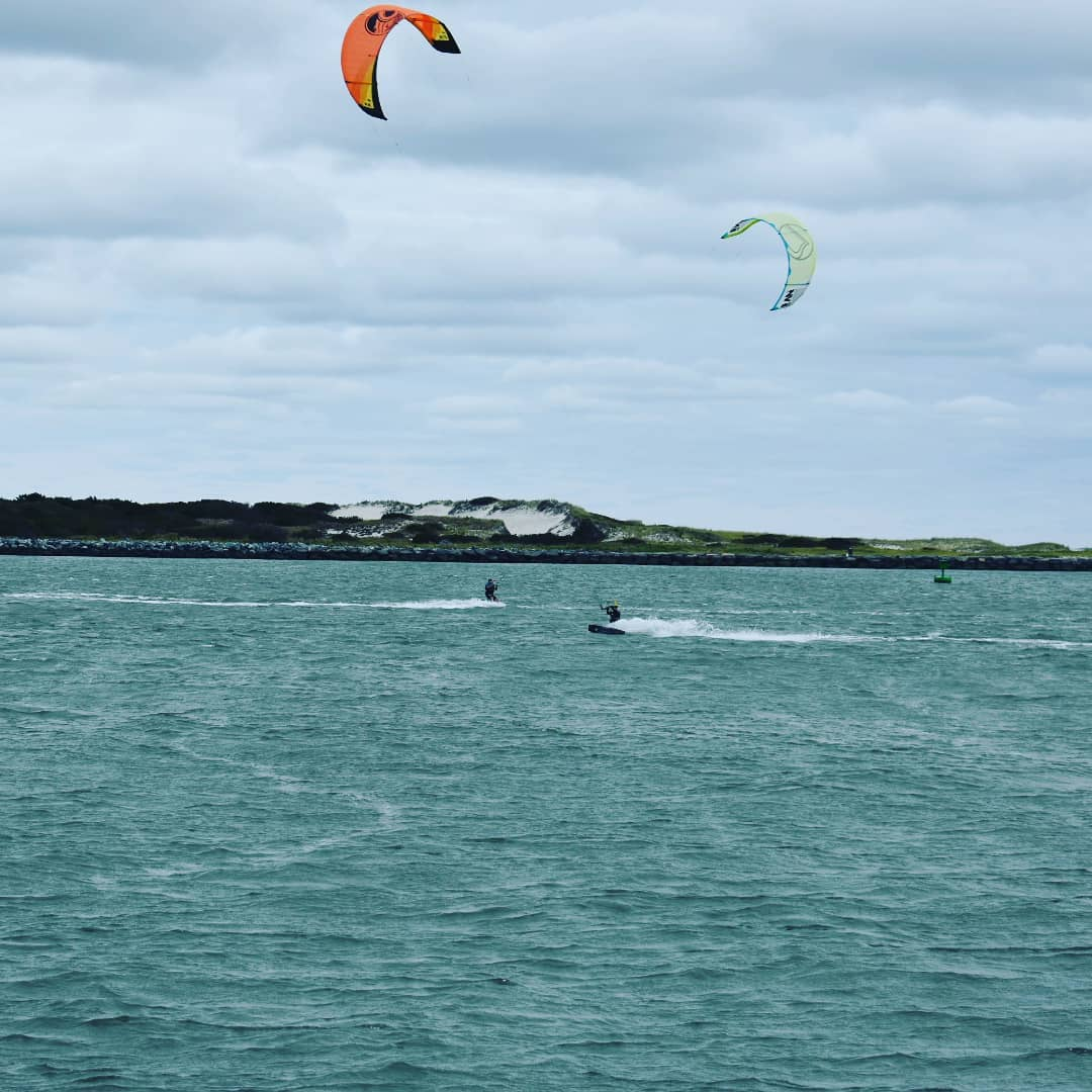 LBI I think one day, I will face my fear and do something like windsurfing. Got this…