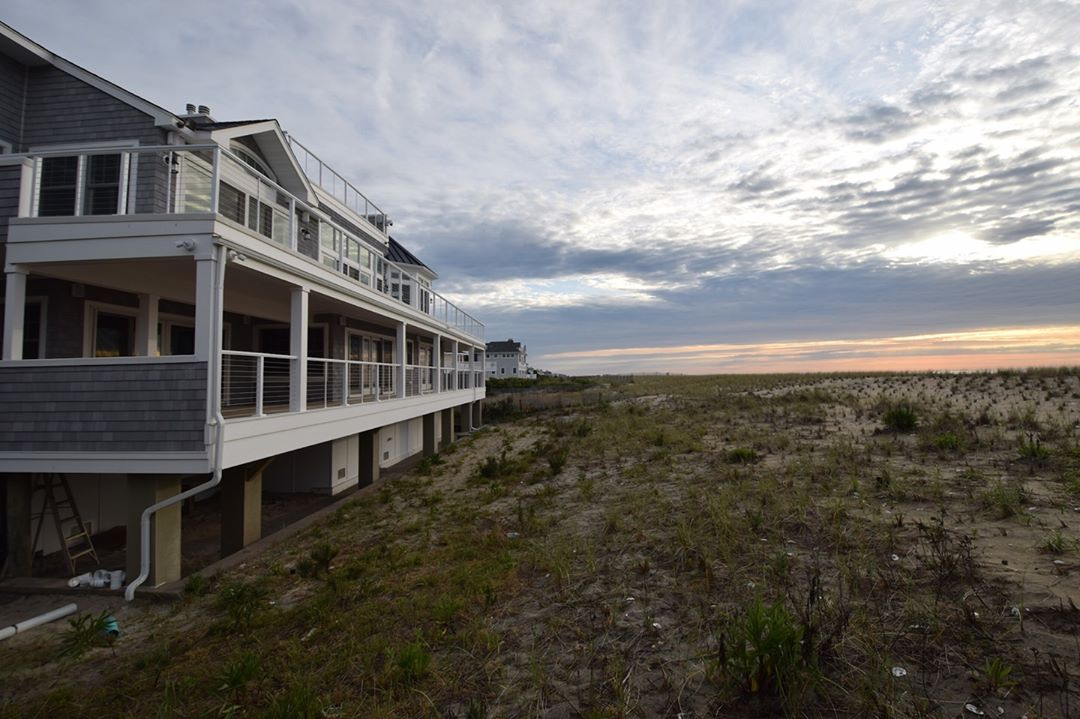 LBI It's all about the sunsets… Call us to start your new custom home on LBI 609-9…