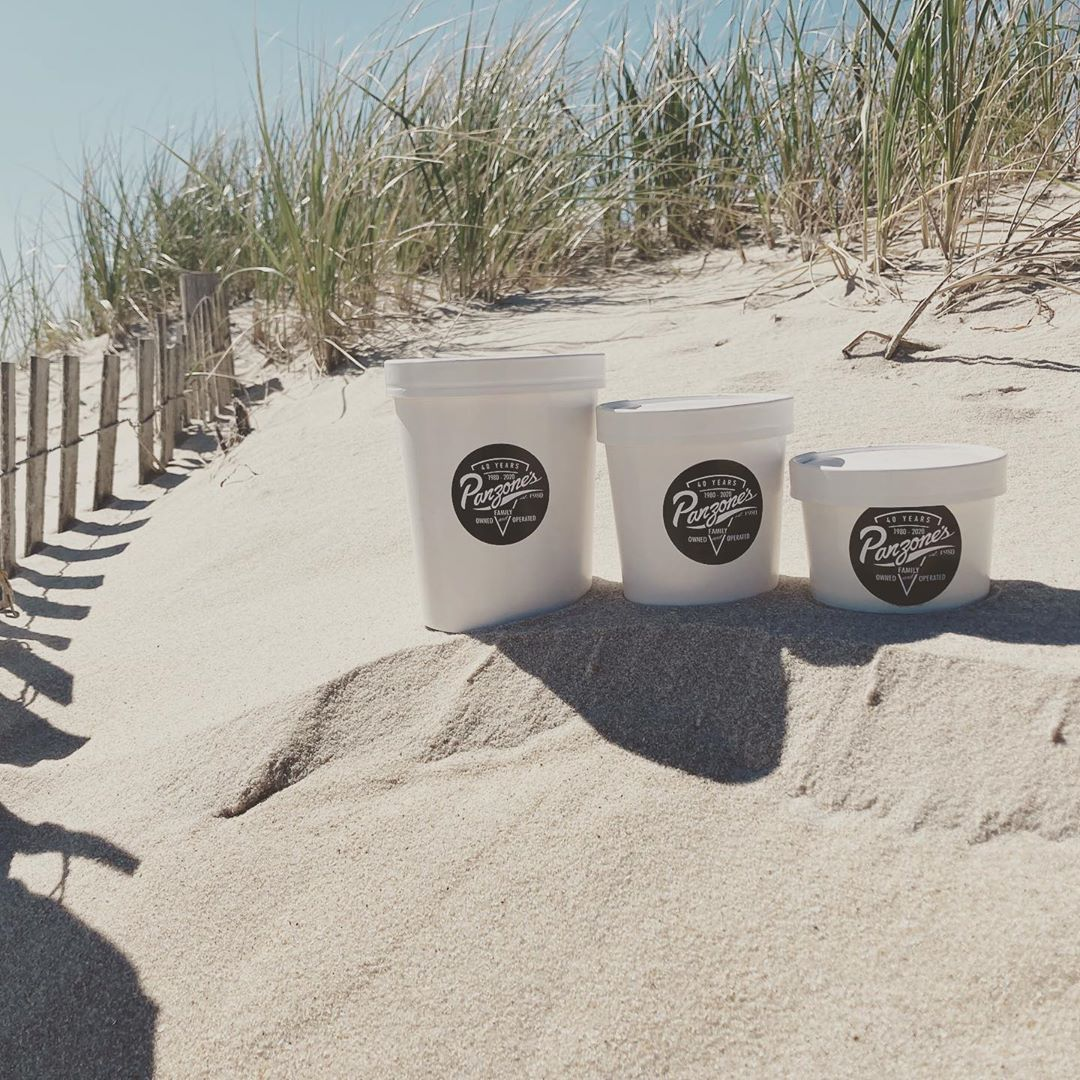 LBI It's finally feeling and looking more like Fall on LBI. Warm up with our Homemad…