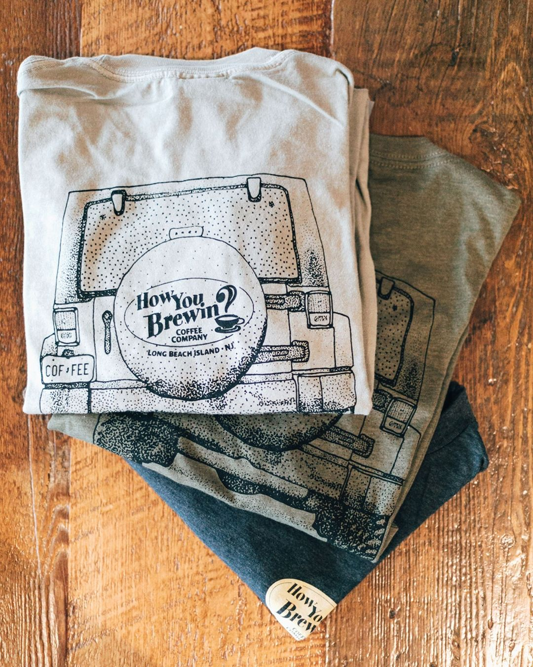 LBI Know someone who's missing their favorite coffee stop? Our HYB threads make for …