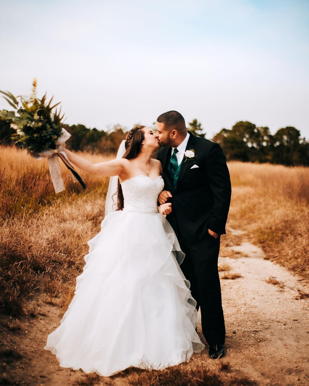 LBI Kristen + Dennis, the two of you worked so hard to make this day happen… chang…