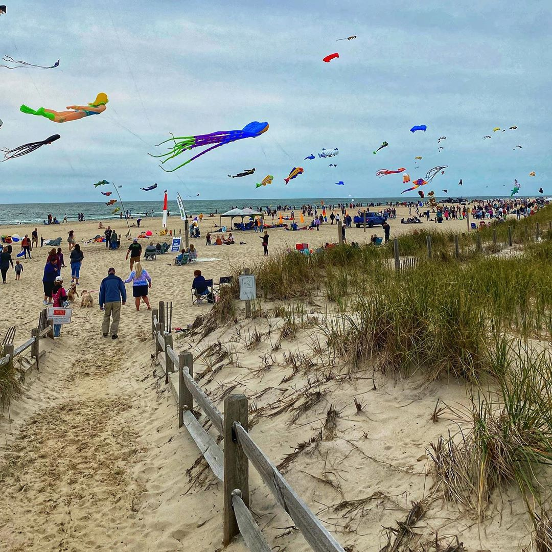 Read more about the article LBI LBI Kite Festival  • •                           …