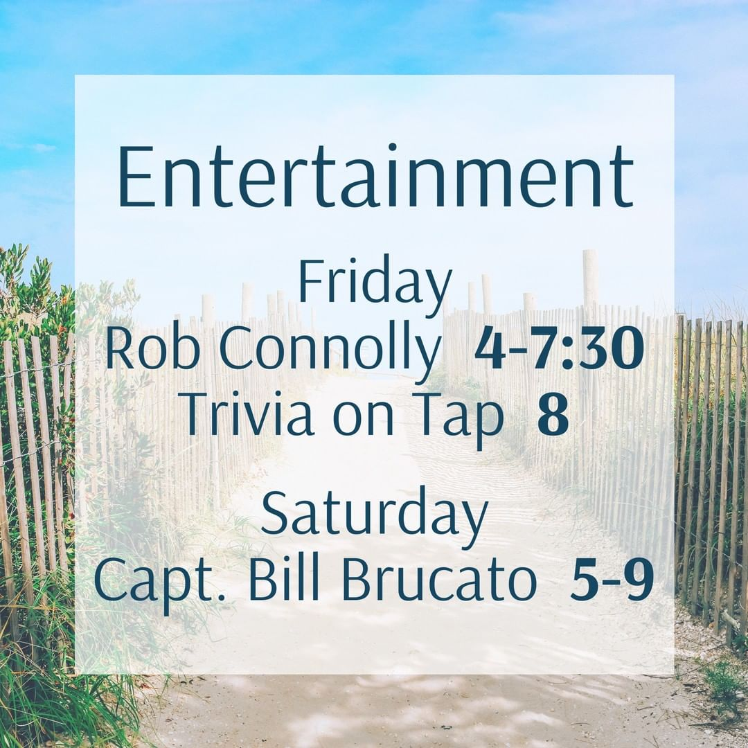 LBI Live Music & Trivia at the Surf City Hotel this weekend! Swing by on Friday for …