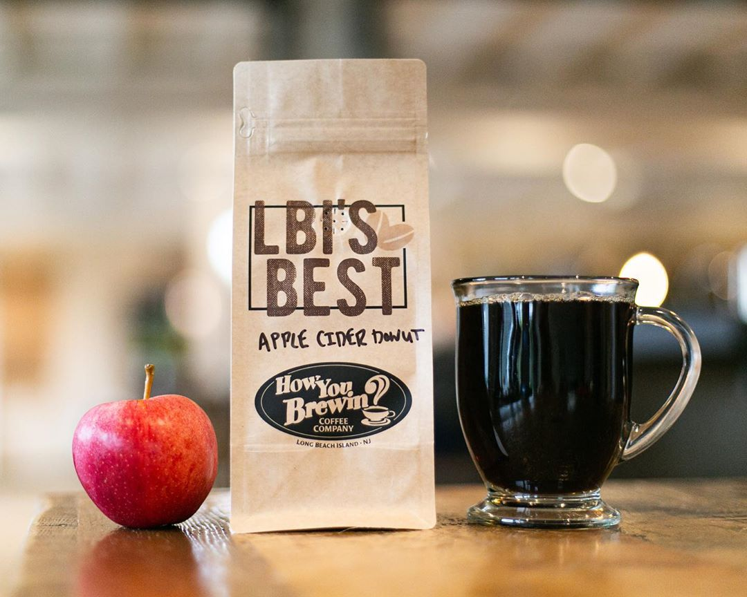 LBI Our seasonal Apple Cider Donut has finally hit the shelves!  Tangy apples and a …