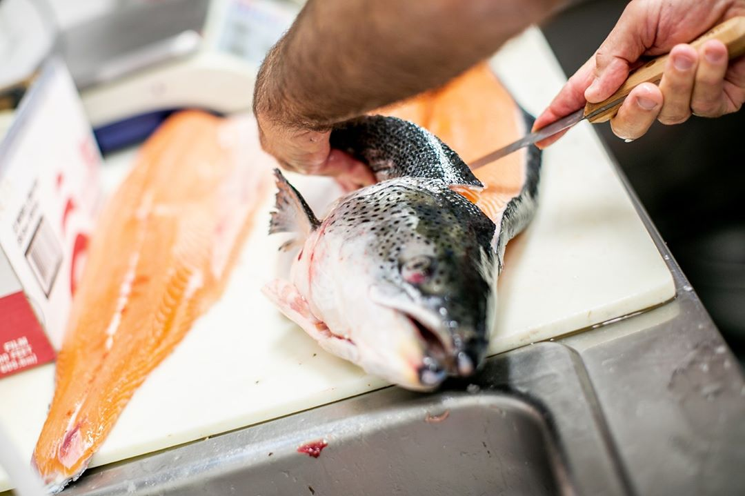 LBI Salmon, sword, tuna … that's what we do. And we do it as fresh as anyone.  W…