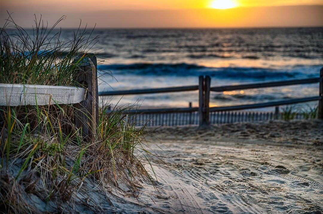 LBI Sunrise will forever be our favorite time on the island. Peace and tranquility a…